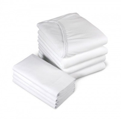 Fitted Sheet 220TC Cotton